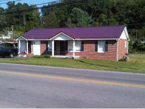 $121,800 Wise 2BR 3BA, Site built brick and vinyl siding home.