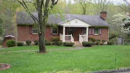 $163,900 Single Family, Ranch - Lynchburg City, VA