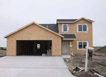 $216,900 Two story home currently under construction by Patriot Homes.