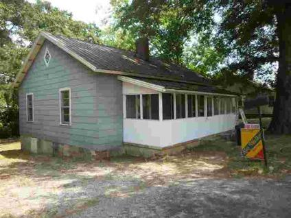 $21,500 Anderson, Two bedrooms, one bath, with remodeled