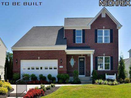 $249,990 Amazing opportunity in Avon!!! Ryan Homes is building the Palermo with 2265 sqft