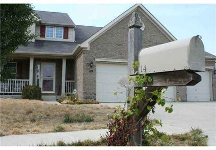 $260,000 Brownsburg 5BR, 17 Rooms + 3 Bath Rms in Home