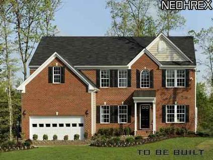 $264,500 Our Ravenna model can be one of your choices for a new build in our popular
