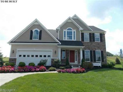 $273,990 Amazing opportunity in Avon!!! Ryan Homes will be building the Palermo with 2425