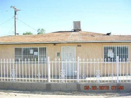 $27,000 Home for sale in Barstow, CA 27,000 USD