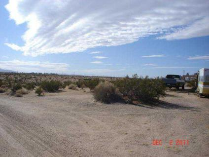$35,000 Lot - Barstow, CA