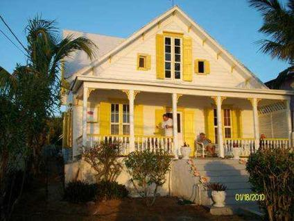 $595,000 Charming 100-Year-Old Bahamian House! Awesome Sunsets......