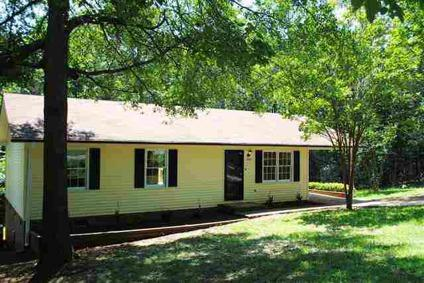 $79,899 Anderson 3BR 1.5BA, 1005 Mcfall Circle! What a great value