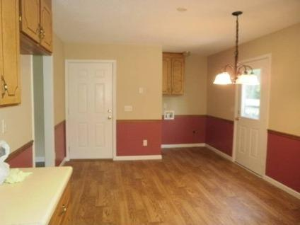 $89,950 Anderson, Three bedroom, two bath, on spacious lot.