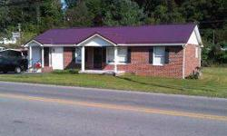 Site built brick and vinyl siding home. Has a large laundry, 3 covered porches, formal living room and dining room combo, a large kitchen, 2 half baths, new metal roof, 3 year old heat pump Close to the college and downtown Wise, and just a couple of