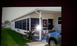 2BR / 1Ba furnished manufactured available within 2weeks after sale. maybe able to do sooner.w/d in unit off-street parkingLocation is Frostproof, central Florida gated Mobile Home park for 55 years and up MUST BE APPROVED BY PARK TO MOVE IN CAN NOT BE