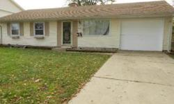 NOT A FORECLOSURE OR SHORT SALE! QUICK CLOSETOTAL OF 9 ROOMS 2100 SQ FT 3 BEDS 2 FULL BATH FIREPLACE 4 SEASON ROOM MASTER BEDROOM HAS OVER SIZED WALK IN CLOSET NEW CEILING FANS LIGHTS KITCHEN CABINETS. 1 1/2 CAR ATTACHED GARAGE. MANY UPGRADES!!! SPACIOUS