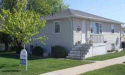 Nice Duplex in North Bismarck with great Cash Flow! Upstairs is 3 Bedrooms, 1 Bath, Downstairs is 2 Bedroom 1 Bath. Each unit has their own Laundry within the units. The units each have their own furnace, and electrical meters which the tenants pay for,