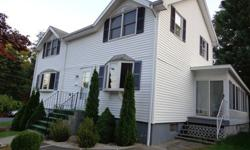 Location, Location, Location! Beautiful home in the desirable Robinwood section of Waterbury. Home features include