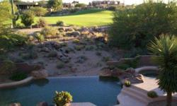 Private owner offers unbelievable terms on this 6000 square ft luxury golf retreat on second fairway pinnacle course at troon north golf club, north scottsdale, az, 85262owner will finance the home at 4.75% fixed interest for three years with $50k down