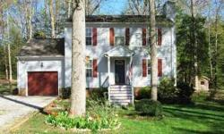 Little piece of Heaven! New windows & roof grace sweet 3BR 2.5BA cul-de-sac Colonial. Huge fenced backyard. Enjoy deck in summer, fireplace in winter. All appliances convey. Listing originally posted at http