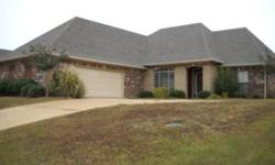 Great price!! 100% Rural Housing Loan Eligible!! This is a beautiful Madison 4/3 home in popular Hartfield subdivision. This home features an open plan concept, with heart of pine and tile flooring in the great room and carpet in the bedrooms. The galley