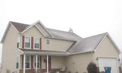 You'll love this home!Berry McCracken GRI, Broker has this 4 bedrooms property available at 2007 Stone Hedge Court in BOURBONNAIS for $249987.00. Please call (815) 954-7761 to arrange a viewing.Listing originally posted at http