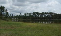 Great lakefront lot ready to build on! Boating and fishing on the lake on your property!