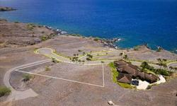 Prime jumbo lot with unblockable coastline and bay views. 1 of the best building lots in the waterfront. Over an acre. Located minutes from the resorts along the famed Gold Coast of North Kohala!SELLER FINANCING AVAILABLE.Listing originally posted at http