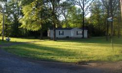 Priced to sell $55,000. Outside city limits 10 minutes to lake, Walmart, ATU, Mt. Nebo, Petit Jean mountains.