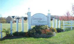Choose Linnridge Meadows for Distinguished Country Living. All utilities are underground. Quiet settings with rolling hills, back lots available with stream and mature trees. Drive by and fall in love with the beauty that is Linnridge Meadows.