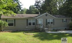 Nice home for sale in Fairfield Glade Tn.2000 sq ft Modular with land. 3 bedroom 2 baths. Nice kitchen with real oak cabinets.all appliances included.fireplace.sunroom.concrete driveway.quite location.was only used a s a vacation home 2 weeks out of the