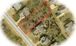 Excellent, level, wooded lot in Laurel Ridge section of Stonehouse. This lot is much deeper than most of the others on the street and affords additional privacy. Priced to sell!Listing originally posted at http