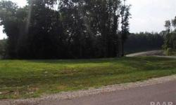 OVER four ACRE LOT LOCATED IN NEWER SUBDIVISION. CLOSE TO LAKE CAMELOT AND ILLINI BLUFFS SCHOOL DISTRICT