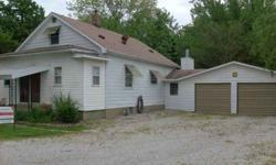 Wonderful 1.5 level home with three bedrooms & 1.5 bathrooms in wilsonville,il. Listing originally posted at http