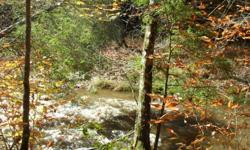 This is a 1.7 acre wooded lot with a creek running through the property. You'll be greeted by the soothing sounds of the creek and all of the little critters running about. Presently used as a campsite/get a way. Located in Damascus, PA. Listed by Eagle