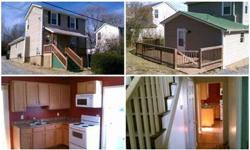 1090Sq Ft 2Bed 1Bath Large back porch, private yard.