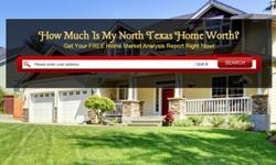 Get a 100% FREE, no obligation home evaluation @ www.MyNorthTexasHomeValue.info Provided courtesy of Keller Williams Dallas Metro North Hire a positive and proactive Realtor to help you find your next home!Call or text the Trump Realty Team @ 2146097123