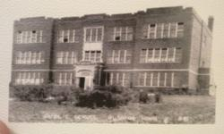 "School built in 1920 approximately 60'x110' 3 stories tall.2nd and 3rd floor classrooms are 2 3/4'X3/4"" Tongue and groove clear white oak. Attached gymnasium approx. 80'x100' 2 3/4""x3/4"" maple floor minimum 6000 sf of each. Will sell entire property"